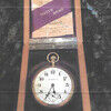 Pocket Watch Stands the Test of Time