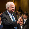 August Farewells to McCain -- and Another Great, Too