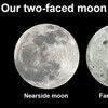 Our Two-Faced Moon