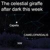 Finding the Celestial Giraffe