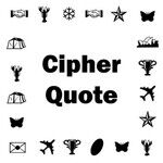 Cipher Quote