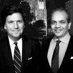 Tucker Carlson and Neil Patel