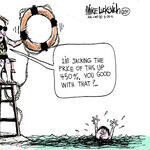 Mike Luckovich for Aug 28, 2016