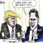 Mike Luckovich for Dec 02, 2016