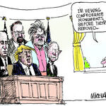 Mike Luckovich for Apr 26, 2017