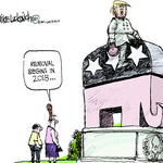 Mike Luckovich for Aug 18, 2017
