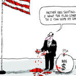 Mike Luckovich for Feb 20, 2018