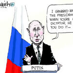 Mike Luckovich for Jul 17, 2018