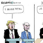 Mike Luckovich for Jul 18, 2018