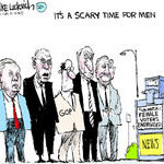Mike Luckovich for Oct 14, 2018