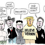 Mike Luckovich for Oct 18, 2018