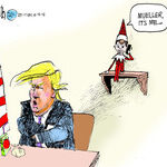 Mike Luckovich for Dec 14, 2018