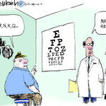 Mike Luckovich for Jan 23, 2019