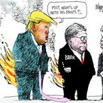 Mike Luckovich for Dec 11, 2019