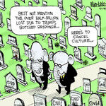 Mike Luckovich for Mar 07, 2021