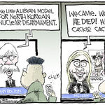 Chip Bok for May 19, 2018