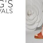 The Spring Shoe Scene