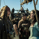 'Pirates of the Caribbean: Dead Men Tell No Tales': Johnny Depp Lost at Sea in the Latest Installment of a Depleted Franchise