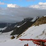 See Alaska's Backcountry on Planes and Trains