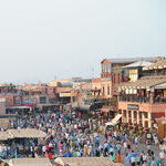Immerse Yourself in the Sights and Sounds of Marrakech