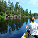 Connecting With Nature in the Boundary Waters