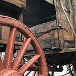 Historic Wagons Roll at Sun Valley Festival