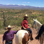 Cowboys, Cactus and Spa Comforts in Arizona