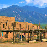 Find Southwest History in Taos, New Mexico