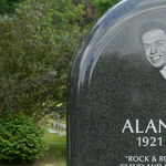 From Alan Freed to President Garfield in Cleveland's Lakeview Cemetery