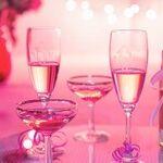 Valentine's Day Advice: Bubbly!