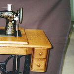 Singer Sewing Machine was the First to Zig Zag