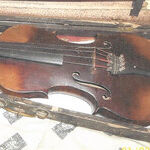 Violin Made in Russia