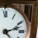 Clock Stands the Test of Time