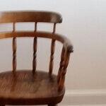 Nineteenth-Century DIY Child's Chair