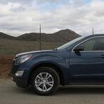 Easy Equinox: Chevy's Durable Compact Crossover Has Can-Do Attitude