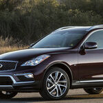 Classy Sophisticate: Infiniti QX50 Crossover Thinks It Is a Sport Sedan