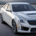 V is for Virile: Cadillac's CTS-V Supersedan is a Steely Performer