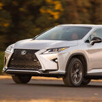 RX Redefined: Lexus Updates Its Best-Selling Crossover