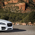 The Genuine Jaguar: More Beauty and More Growl in the Redesigned XF Sedan