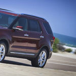 American Hustle: Ford's Platinum Explorer Covers New Ground