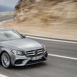 Elegance Salon: Mercedes-Benz E300 Is all Brains and Beauty