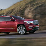 2017 GMC Acadia Denali Has a Big, Easy Attitude and American Ingenuity