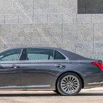 2017 Genesis G90: A Gentleman's Cave of Riches