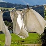 An Amazing Solution for Dingy, Gray Laundry