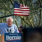 Bernie Fears Some Will Seek to Flee If He Succeeds