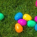 The Easter Egg Hunt Fine Print