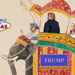Trump's Spectacular Success With Flimflam