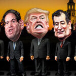 Threshold Requirements Will Force a Two-Way GOP Race