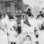 Women Go Marching on Washington