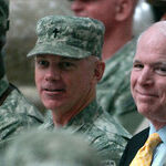 Rising from Surgery, McCain Speaks on What Ails the Senate